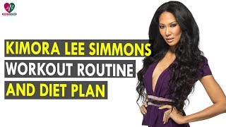 Kimora Lee Simmons Workout Routine & Diet Plan || Health Sutra - Best Health Tips