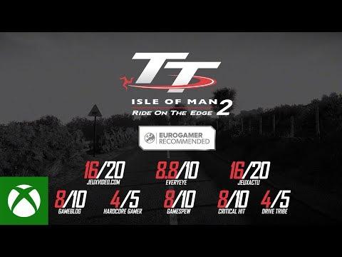 TT Isle of Man - Ride On The Edge 2 | Accolade Trailer