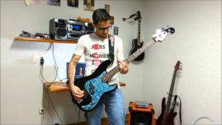 Kings Of Leon - Sex on Fire ( BASS COVER )