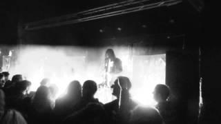 Destruction - Bestial Invasion Live, Glasgow, 10/10/2014