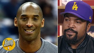 Ice Cube reacts to the death of Kobe Bryant | The Jump