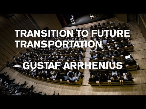 Gustaf Arrhenius: Ethical, legal and political implications of self driving vehicles