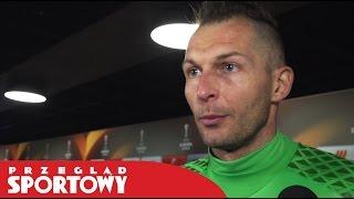 Ajax - Legia 1:0. Malarz: Nie mam do siebie pretensji za bramkę