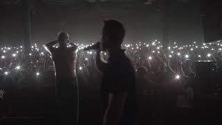 Quebonafide - Żadnych Zmartwień x Candy (Live @ Zaklęte Rewiry Wrocław 2017)
