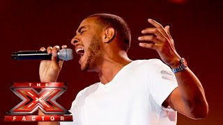 Josh Daniel fights for his seat with Emeli Sandé hit | 6 Chair Challenge | The X Factor UK 2015