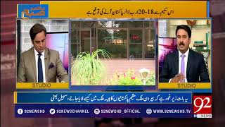 Bakhabar Subh - 17 March 2018 - 92NewsHDPlus