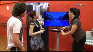 Previa, Ángela y Maxi Espindola, Un Mundo Ideal - Tu Cara me Suena 2014