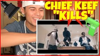"""Chief Keef - """"Kills"""" (WSHH Exclusive - Official Music Video) 