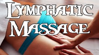 MASSAGE Lymphatic drainage - BODY DETOX width=