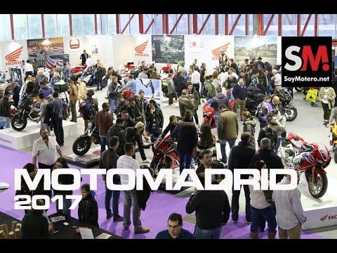 MotoMadrid 2017 y SoyMotero.net