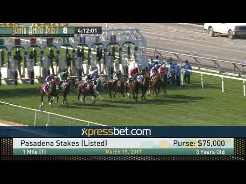 Pasadena Stakes (Listed) - March 19, 2017