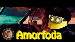 MINONS sing Amorfoda by Bad Bunny [official cartoon video]