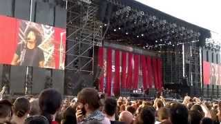 Alice in Chains - Check My Brain - live @Rock in Roma (1luglio2014)