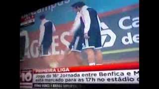 SIC Notícias diz que Manel vai jogar no lugar de Matic no jogo contra o Marítimo