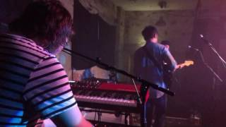 Man and the Echo ,The favourite band of a dead man , Soup Kitchen ,Manchester ,23/11/16