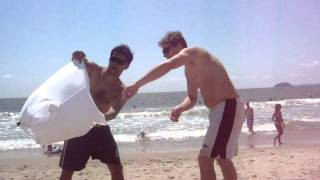 Loucuras de Verão - Praia de itajuba 2012
