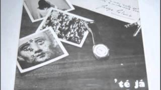 """Jorge Palma - """"Ainda há estrelas no teu olhar (I)"""" do disco """"Té Já"""" (LP 1977)"""