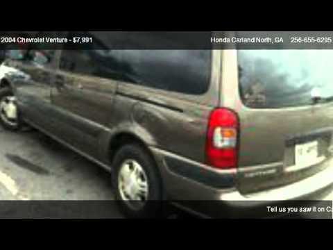2004 Chevrolet Venture Problems Online Manuals And Repair