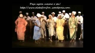 DVD Alabe FunFun - União das Nações Afrodescendentes