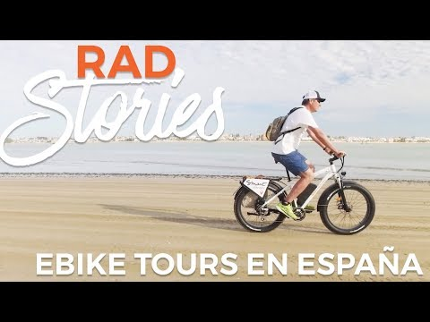 Ebike Tours En España | Rad Stories