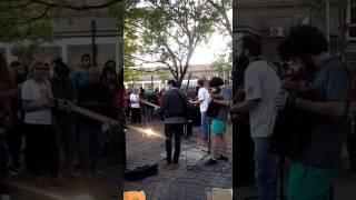 Madre Chicha en la 5Ta Marcha de la Gorra vm-vn!