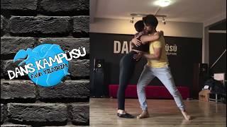 Bachata Workshop hazırlık - Dans Kampüsü - Nazlıcan Kamer Tuncalı & Fatih Yıldırım