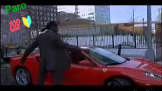 Buju Banton - driver (taxi ridding)