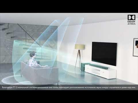 Погружение в объёмное звучание с Sony HT-ST5000