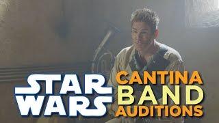 Mark McGrath - Star Wars Cantina Band Bonus Footage