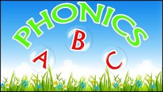 Phonics Song - Nursery Rhymes | ABC | Kids Songs