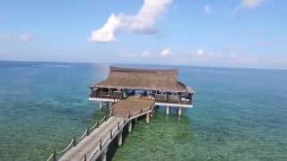 Balesin Island Aerial Compilation Video by Nice Print Photography
