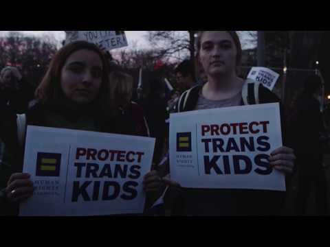 Protect Trans Kids: A Message of Support