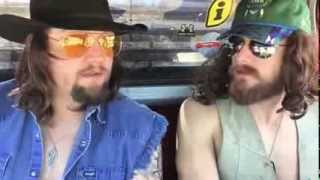 Dale Brisby and Leroy Gibbons