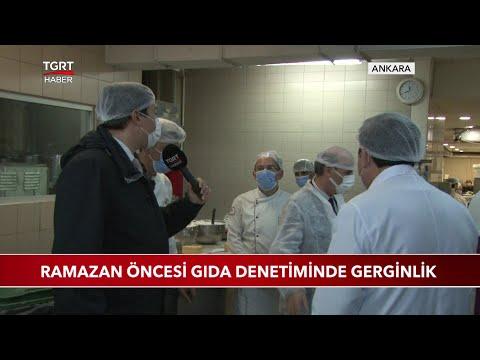 Ramazan Öncesi Gıda Denetiminde Gerginlik