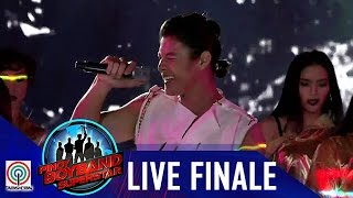 "Pinoy Boyband Superstar Grand Reveal: Tristan Ramirez - ""Can't Stop The Feeling"""