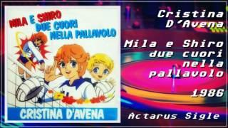 Mila e Shiro due cuori nella pallavolo (sigla italiana) 1986
