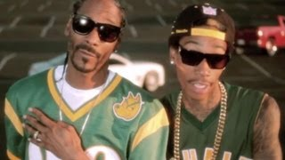 Snoop Dogg & Wiz Khalifa - Young, Wild and Free ft. Bruno Mars (REMIX) Native Version - Colt 45