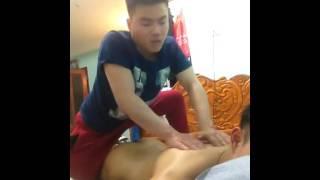 GAY VIETNAM -  massage sung sướng