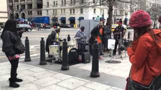Washington D.C. Go Go band