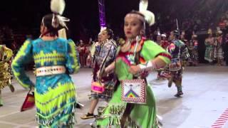 Women's Jingle Dress - 2014 Gathering of Nations PowWow