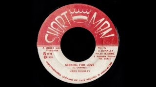 Uriel Dunkley - Seeking For Love