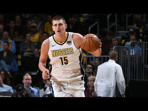 Nikola Jokic Wins Player of the Week | Week 4 Player of the Week
