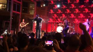 "Flobots ""Handle Bars"" live at Biennial of the Americas- Denver 07/14/2015 (1/3)"