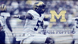 "Jabrill Peppers Highlights 2016 ||"" Really Got It""