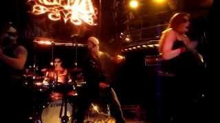 Valfreya Plays Dimmu Borgir - Puritania (Official Live Video)