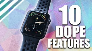 10+ MUST KNOW - Apple Watch Tips and Tricks (Watch OS 5)