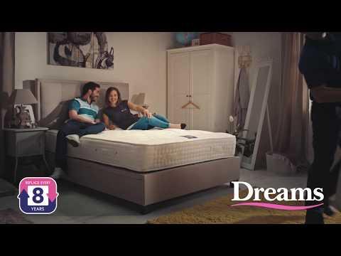 Dreams Beds new TV advert - A Million Dreams 2019