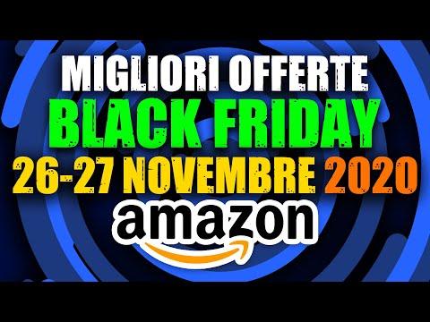 MIGLIORI OFFERTE BLACK FRIDAY AMAZON 202 …