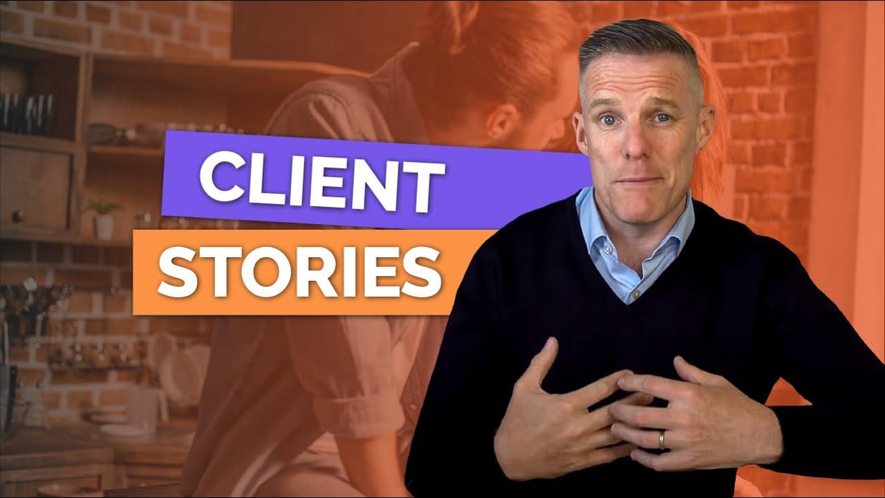 The Financial Expert – Client Stories – Part 1