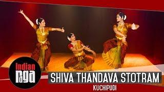 Shiva Thandava Stotram | Kuchipudi Dance